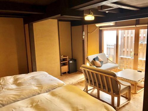 Kariya Ryokan Q - Accommodation - Ako