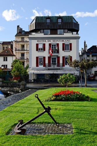 Accommodation in Morges