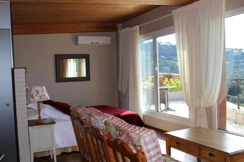 Standard Double Room with Sea View Hotel BlauMar Llafranch 2