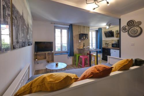 Jules - appartement au calme dans la BASTIDE proche citée médiéval - Location saisonnière - Carcassonne