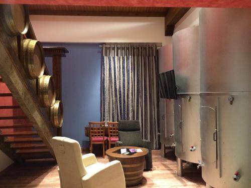 Suite Superior - Uso individual Hotel SPA Bodega El Lagar de Isilla 11