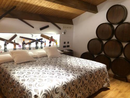 Superior Suite - single occupancy Hotel el Lagar de Isilla 13