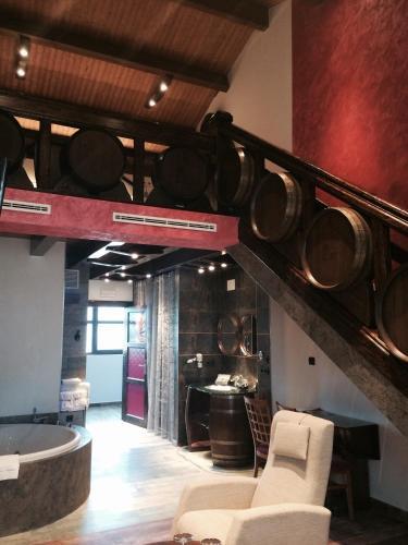 Superior Suite - single occupancy Hotel el Lagar de Isilla 14