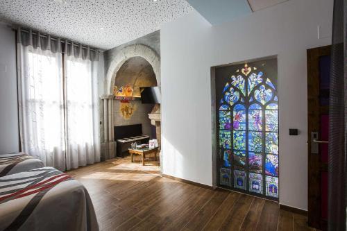 Habitación Doble - 1 o 2 camas - Uso individual Hotel SPA Bodega El Lagar de Isilla 16