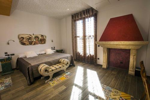 Habitación Doble - 1 o 2 camas - Uso individual Hotel SPA Bodega El Lagar de Isilla 14