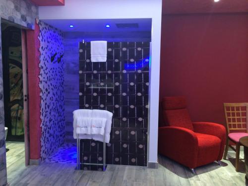 Double or Twin Room - single occupancy Hotel el Lagar de Isilla 7