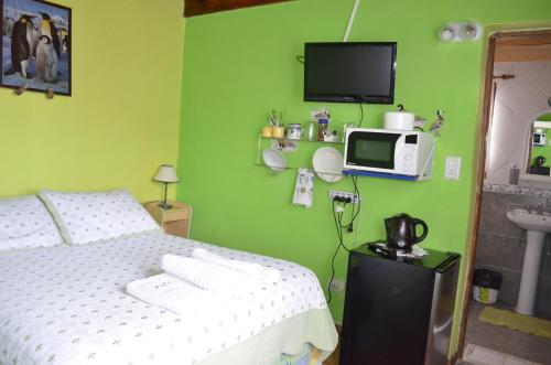 Фото отеля B&B Nahuel en Ushuaia