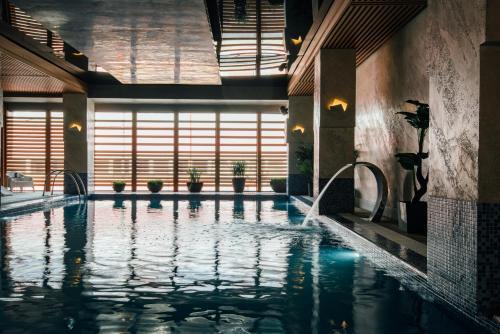 Fabesca Boutique Hotel & SPA - Sovata