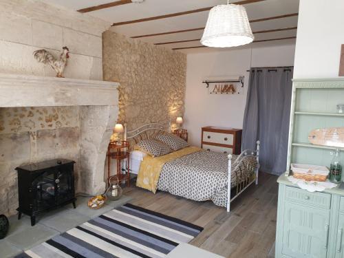 La Vieille Grange - NOUVEAU - - Chambre d'hôtes - Saint-Privat-en-Périgord