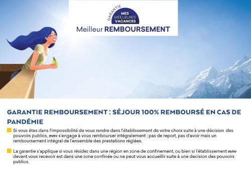 Hotel Club MMV Les Mélèzes - Arc 2000