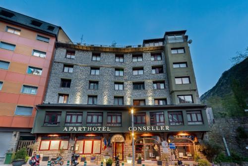 Aparthotel Conseller - Accommodation - Andorra la Vella