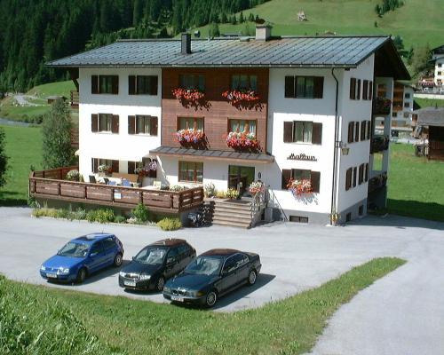Pension Mallaun - Accommodation - Lech