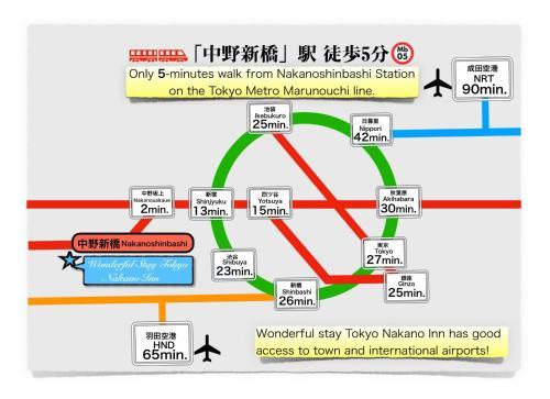 Wonderful stay TOKYO - Vacation STAY 30862v