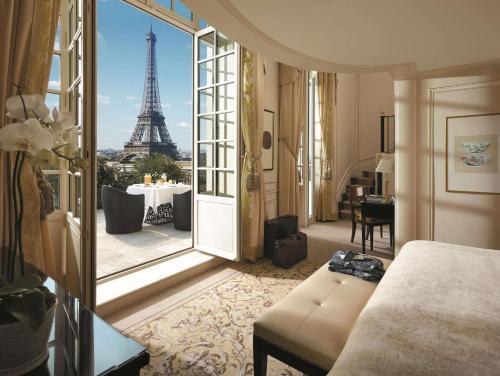 Shangri-La Hotel, Paris - Hôtel - Paris