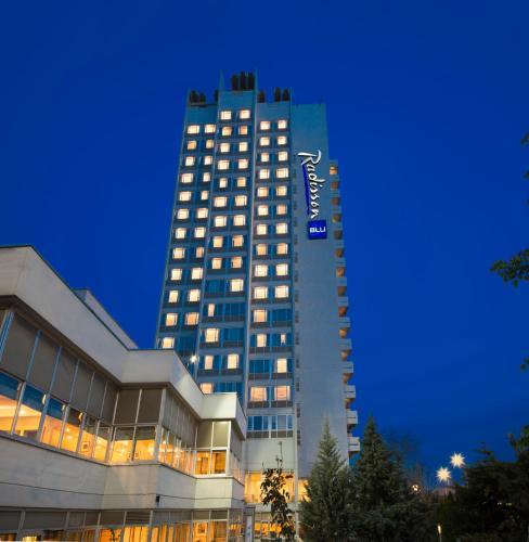 Ankara Radisson Blu Ankara rezervasyon