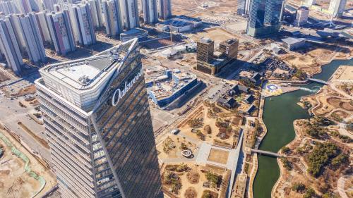 Oakwood Premier Incheon - Accommodation