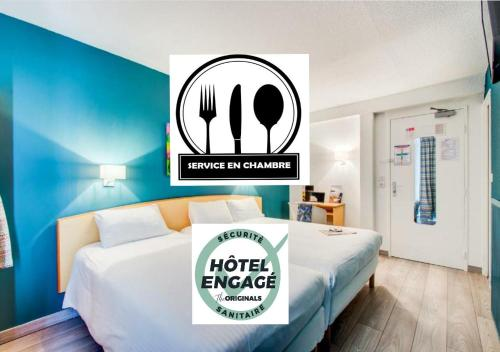 The Originals City, Hôtel Éclipse, Lyon Est (Inter-Hotel) - Décines-Charpieu