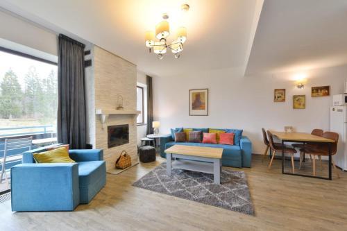Luxury Mountain Apartment - Poiana Brasov