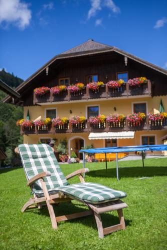 Bio-Bauernhof Vordergrubenbach - Familie Oberascher - Hotel - Hintersee