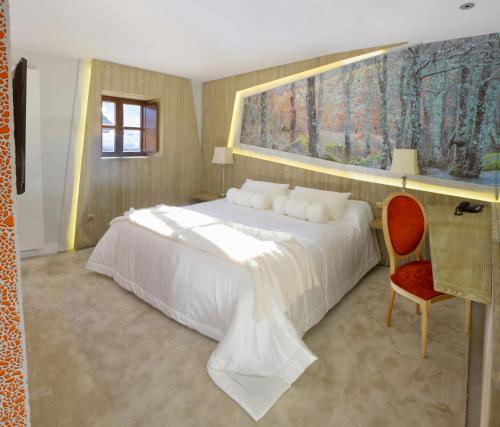 Superior Double Room Hotel Las Treixas 6