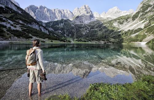 Mountain Home Zugspitze - Apartment - Ehrwald