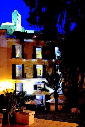 Sa Carrosa 13, Dalt Vila, 07800 Ibiza, Spain.