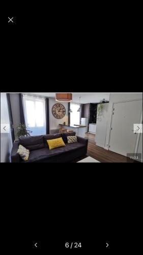 Charmant appartement Hypercentre Granville - Location saisonnière - Granville