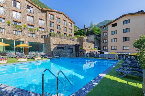 Hotel Spa Diana Parc - Pal-Arinsal