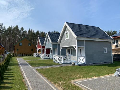 . Domki Skandynawskie Kopalino