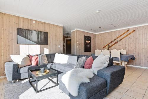In the middle of Trysilfjellet - Welcome Center - Apartment with 3 bedrooms - By bike arena and ski lift - Trysil