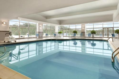 Hilton Baltimore BWI Airport - Hotel - Linthicum Heights