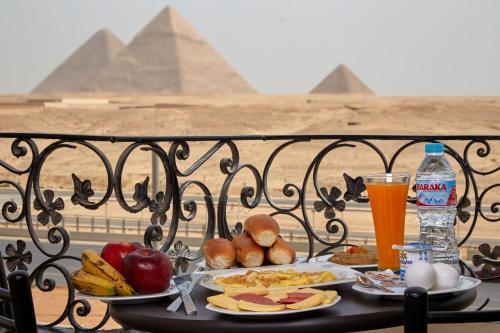 Pyramids Planet Hotel