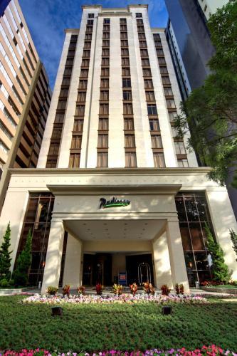 Foto de Radisson Hotel Curitiba