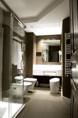 Comfort Doppelzimmer mit Whirlpool  Costa Esmeralda Suites 5