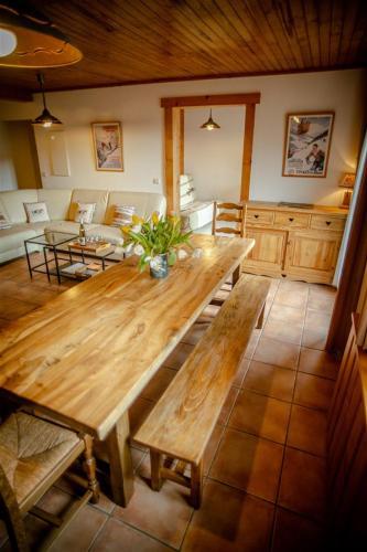 L Aravis (Gite des Alpes) - Apartment - La Giettaz en Aravis