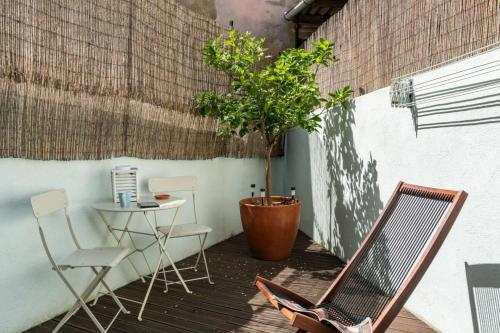 Gorgeous flat with terrace in Belém - image 4