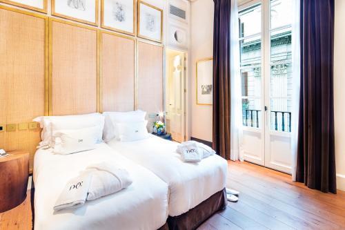 Habitación Doble - 1 o 2 camas Sonder l DO Plaça Reial 1