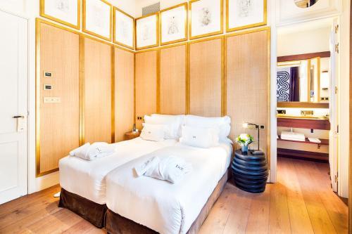 Habitación Doble - 1 o 2 camas Sonder l DO Plaça Reial 2