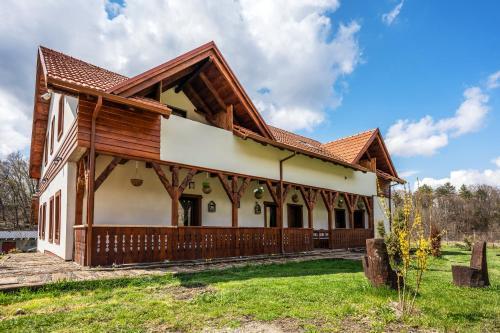 Casa cu Prispa - Accommodation - Sighi?oara