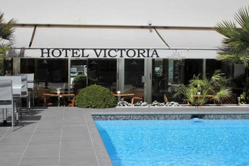 Hôtel Victoria - Hôtel - Cannes