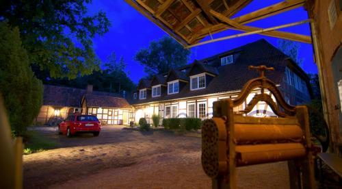 . Gutshof im Oertzetal Hotel und Restaurant