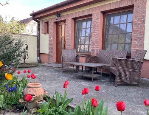 Dom - chata v Senci - chalúpka Vilka pre 2 osoby