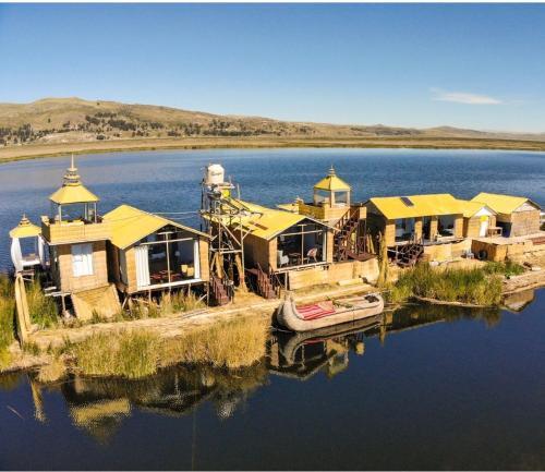 . Amalia Titicaca Lodge