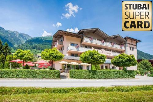 Hotel & Appartements Alpenresidenz Viktoria - Accommodation - Neustift im Stubaital