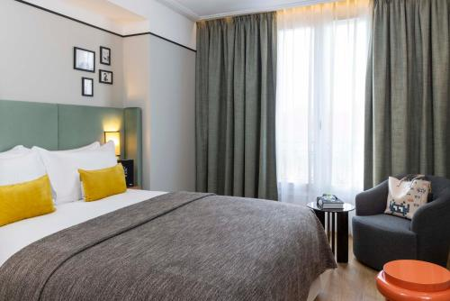 Hotel Le 37 Bis - Hôtel - Neuilly-sur-Seine