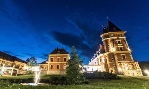 . Kastélyhotel Sasvár Resort