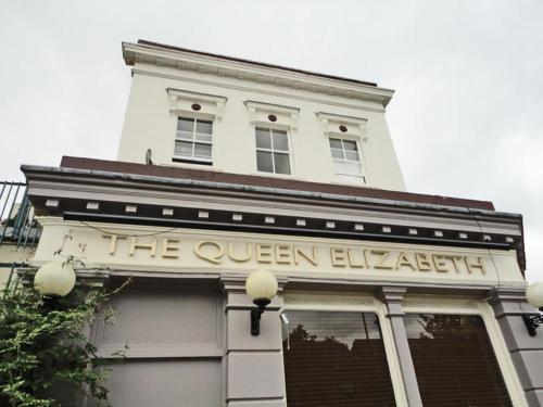 Queen Elizabeth Hostel