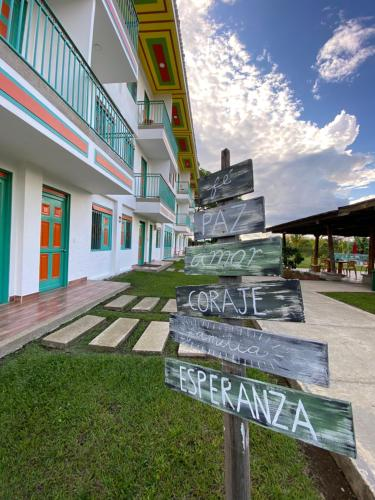 . Hotel Campestre Paraiso Cafetero