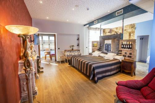 Suite Hotel SPA Bodega El Lagar de Isilla 9