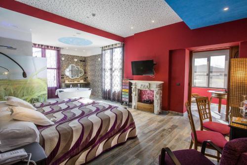 Suite Hotel SPA Bodega El Lagar de Isilla 5